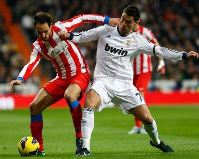 Juanfran pelea con Cristiano Ronaldo