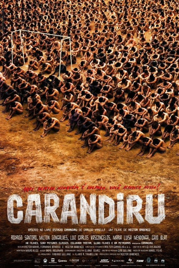 Carandiru+poster