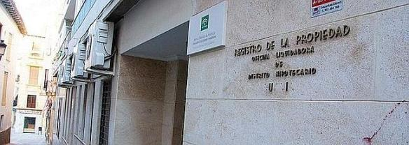 Oficina del Registro de la propiedad de Guadix, Granada