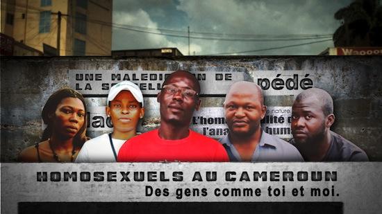 Homosexuales en Camerún